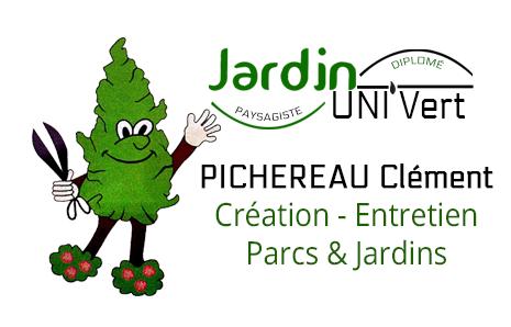 Jardin Uni Vert